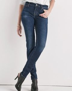 Lucky Dark Wash Hayden Skinny Jeans 14S
